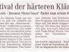 Weser-Kurier vom 21.04.2012