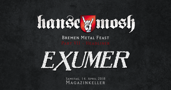 Pic: Part VII Headliner Exhumer