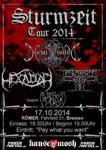 Sturmzeit_Tour_2014